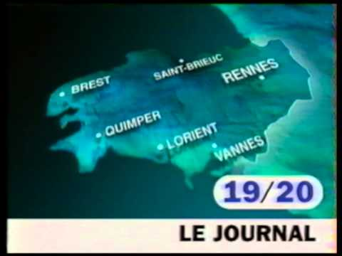 Download France 3 Bretagne - 19/20 (04/09/1997)