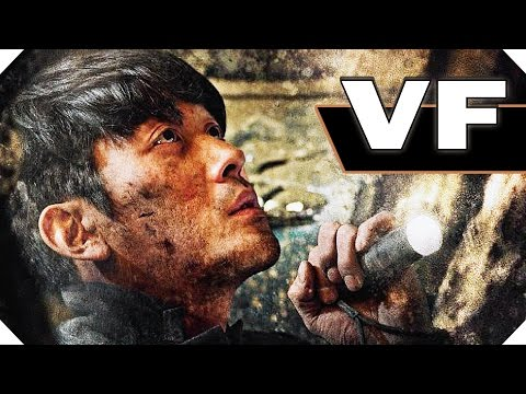 TUNNEL Bande Annonce VF (2017) Thriller, Film Catastrophe