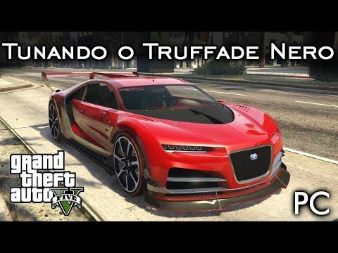 Tunando o Nero - Bugatti Chiron! | DLC Importação e Exportação | GTA V - PC [PT-BR]