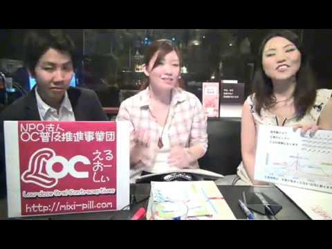 水嶋かおりん ニコニコ☆性戯の味方☆生放送(第11回) HD