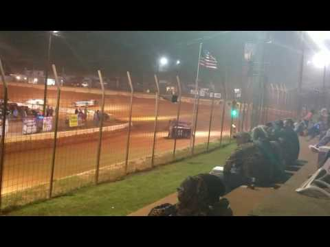 FUEL late models at Cherokee speedway