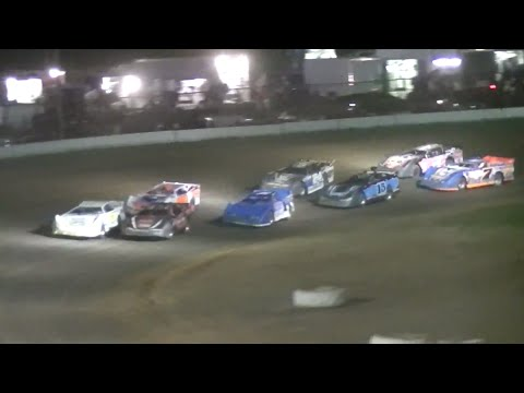 RUSH Crate Late Model | Non-Qualifier Race | McKean County Raceway | 8-30-14