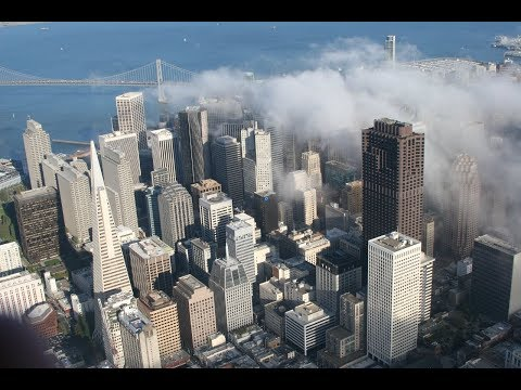 San Francisco Financial District 4K Walking Tour