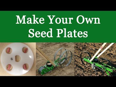 Hoss Seed Plates