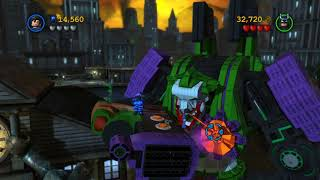 LEGO Batman 2 DC Super Heroes Walkthrough - Part 10 - The Next President (Wii U, Xbox 360, PS3)