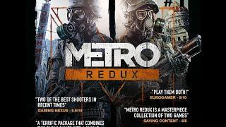 Metro Last Light Redux | PC Gameplay | AMD R9 M265X/HD 8500M