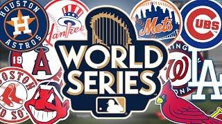 MLB THE SHOW 18 PREDICTS WORLD SERIES WINNER