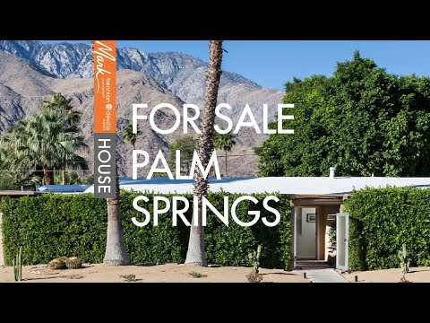 Palm Springs Real Estate | 1485 N Avenida Caballeros Tour | Mark Gutkowski