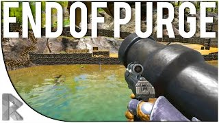 BOAT/CANNON RAID! - Let's Play Ark Survival Evolved (PVP Gameplay S7P30)
