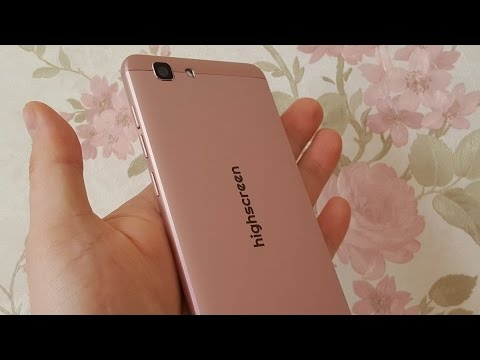 Обзор смартфона Highscreen Tasty