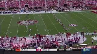 2014 Florida Atlantic vs. #3 Alabama (HD)