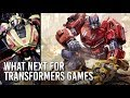 Transformers: A Bumblebee Game? - What Next For Transformers Games!