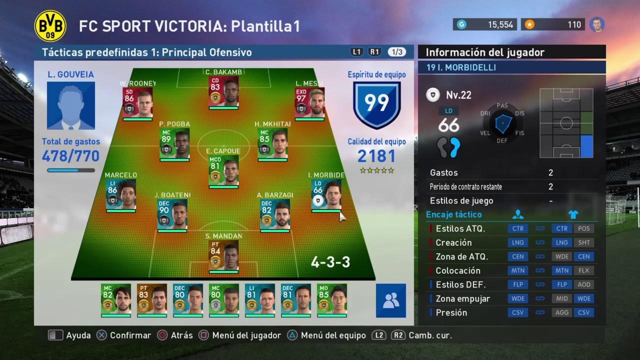 Pro Evolution Soccer sigue a flote