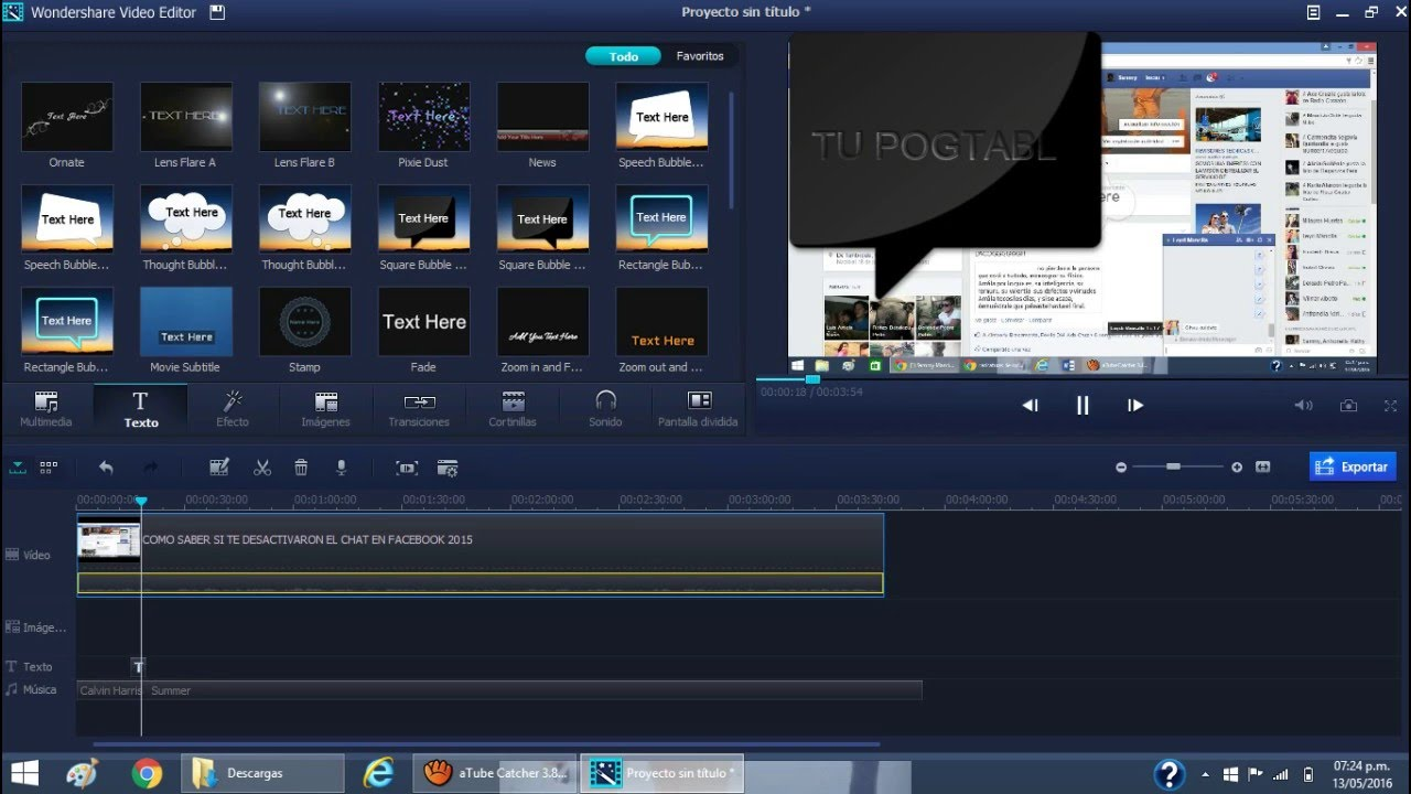 Editor De Videos Online Gratis Para Youtube