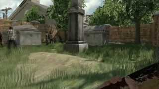 The Walking Dead: The Game (FPS Version - Plastic Land ?) - Trailer