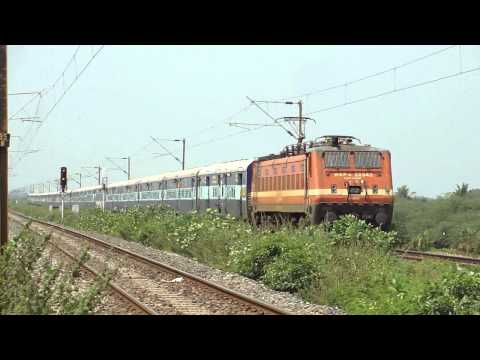 Vijayawada - Chennai Central Pinakini Express