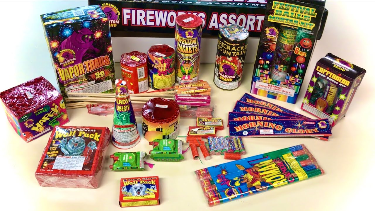 """Should You Buy the """"NEW YORKER"""" Assortment by Phantom Fireworks? ($85)"""