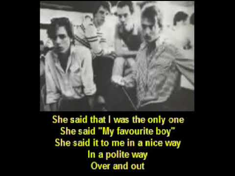 Models Atlantic Romantic 1981 track with lyrics