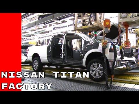 Nissan Titan Canton, Mississippi plant