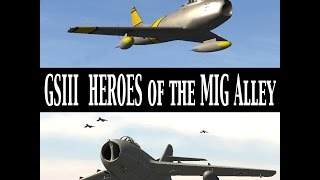 GS-III Heroes of the MIG Alley - PROMO VIDEO