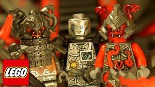 Лего Ниндзяго 2017 - Алый Захватчик 70624 - Видео Обзор для Детей - Lego Ninjago - Кока Туб