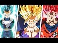 ANIME TOP 5 DRAGONBALL SUPER INTROS NO TEXT /SONYVEGAS  (FREE TO USE)