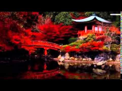 Japan Garden Wallpaper Hd
