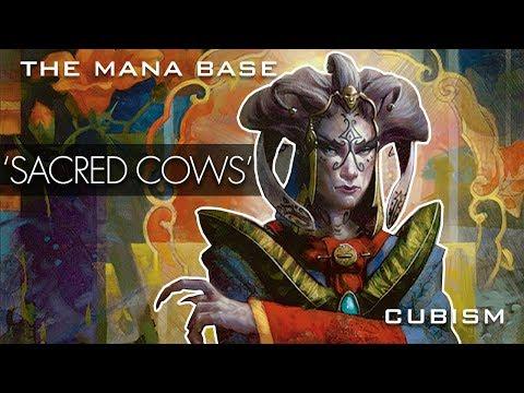 Cubism: Sacred Cows
