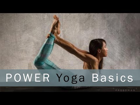 Power Yoga Basics with Michelle Goldstein : Yoga with Melissa Episode 419