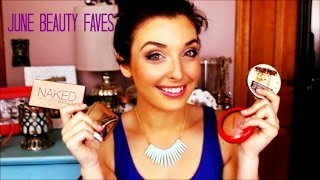 June Beauty Favorites 2014 Thumbnail