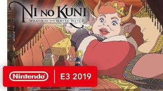 Ni No Kuni: Wrath of the White Witch - Nintendo Switch Trailer - Nintendo E3 2019