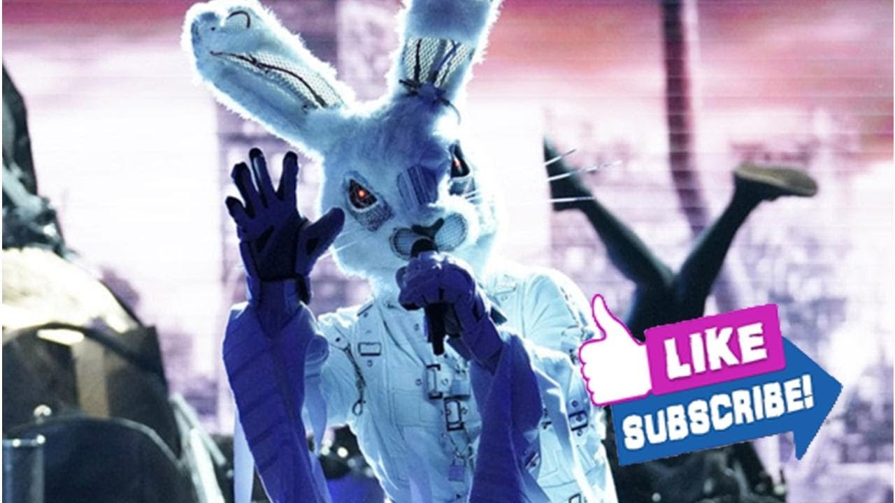 'The Masked Singer' spoiler: The Rabbit is