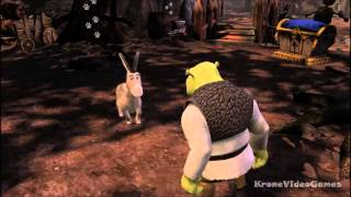 Shrek Forever After Gameplay PC HD