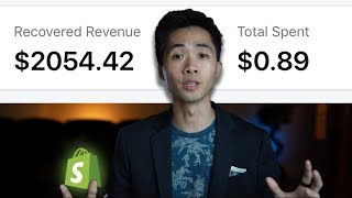 How I Made $2054 with $1 In 7 days | Shopify Dropshipping 2019