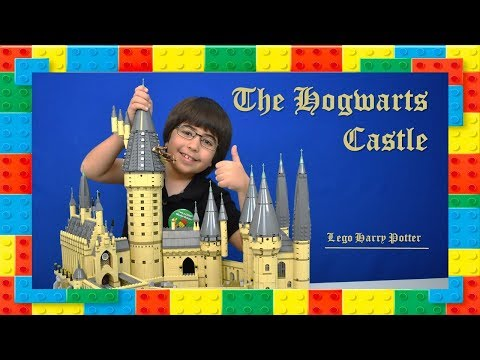 Lego Harry Potter Hogwarts Castle from YouTube · Duration:  6 minutes 56 seconds