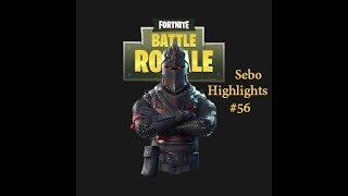 Fortnite: Battle Royale - Sebo Hightlights #56 [50 vs 50 aka Trolling Ground]