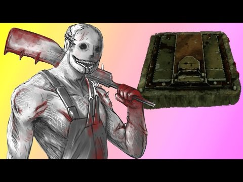 TRAPPER VS ESCOTILHA!!   - Dead By Daylight PT-BR