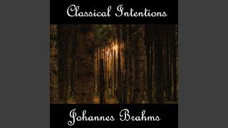 Johannes Brahms - 16 Waltzes, Op.39 - No.7 in C#-
