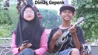 Download lagu Bagai langit dan bumi via vallen cover Dimas Gepenk MP3