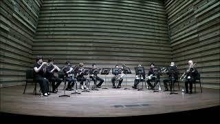 温故知新~10人の金管奏者による一期一会の響演~ Tp:1.稲垣路子 2.森元...