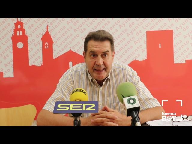 VÍDEO: Vicente Dalda critica que el Parque Infantil de Tráfico permanezca cerrado durante el verano