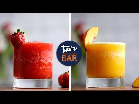4 Delicious Fruity Frozen Daiquiris