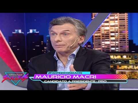 Macri: Prometo acertar más de lo que me voy a equivocar
