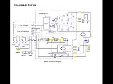 ultrasound generator schematic,ultrasonic generator