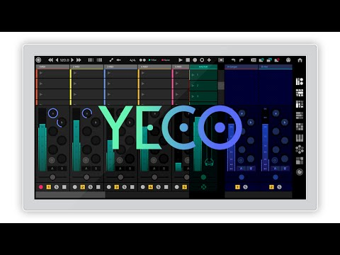 Yeco | Ableton Live Touch Controller for Windows & Mac