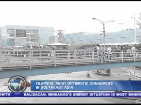 Filipinos: Most optimistic consumers in Southeast Asia