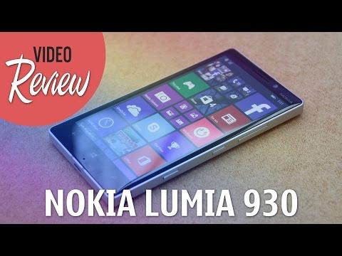 Đánh giá chi tiết Nokia Lumia 930 - Thiết kế đẹp, màn hình tốt, camera khủng