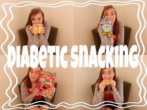 My High & Low Blood Sugar Snacks!