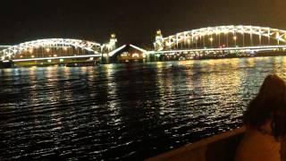 Развод мостов 2015 - Санкт-Петербург