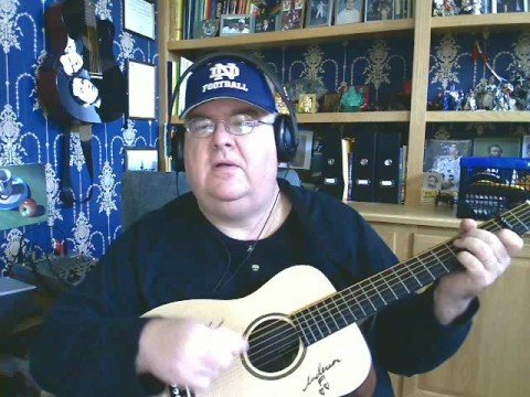 Guitar Lesson - Mr. Bojangles